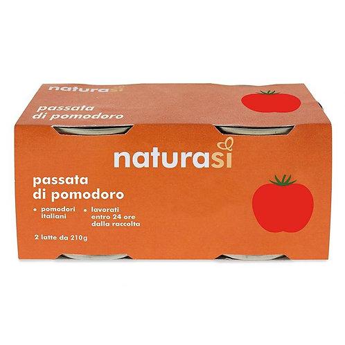 Tomato Puree in Can 2 x 210g NaturaSi