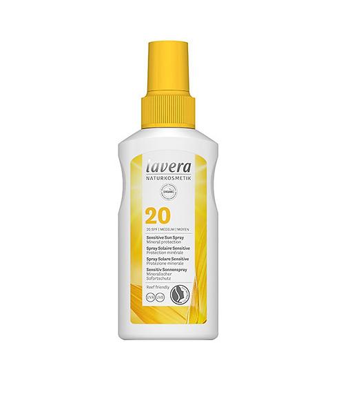 Sensitive Sun Spray SPF 20 100ml Lavera