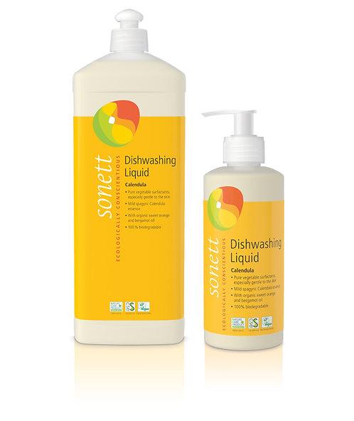 Dishwashing Liquid Calendula 1L Sonett