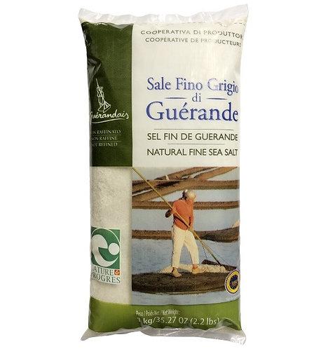 Natural Fine Sea Salt 1kg