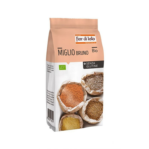 Wholemeal Brown Millet 400g