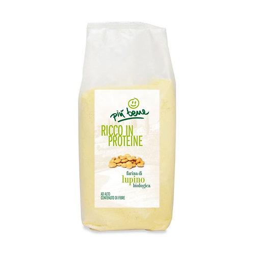 Gluten-Free Lupin Bean Flour 350g Piu Bene