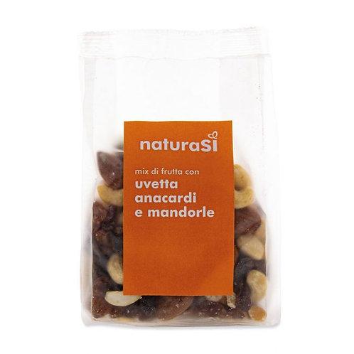 Sultanas, Cashews and Almonds Nut Mix 200g NaturaSi
