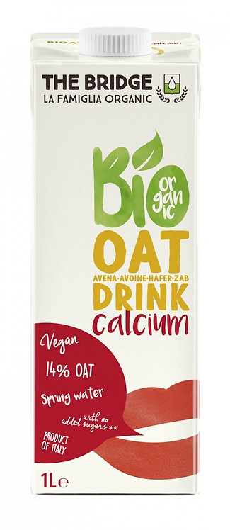 Drink Oats with Calcium 1L