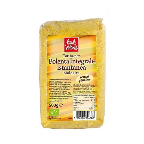 Instant Wholemeal Polenta Flour 500g