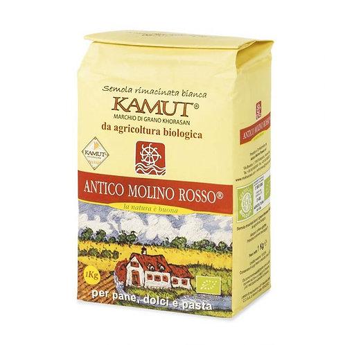 Remilled Kamut Flour 1kg