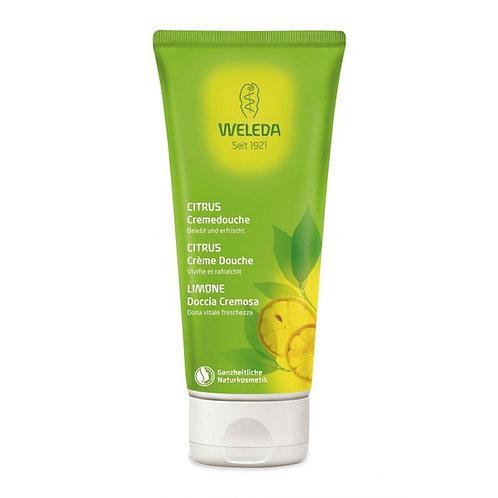 Creamy Body Wash Lemon 200ml Weleda