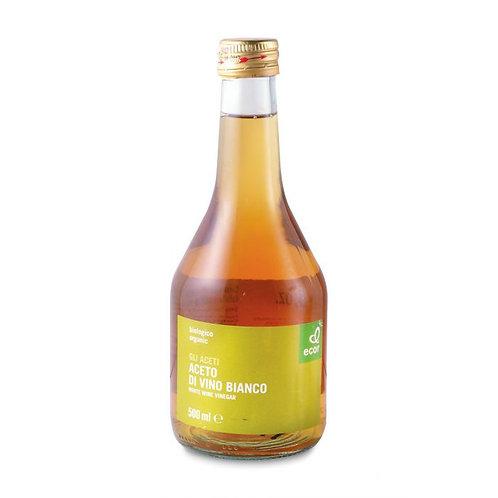 White Wine Vinegar 500ml Ecor