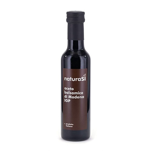 Balsamic Vinegar of Modena I.G.P. 250ml NaturaSi