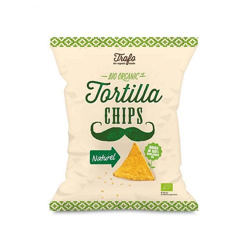 Tortilla Chips - Natural 75g Tra'fo