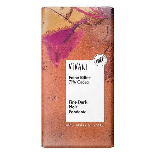 Dark Chocolate 71% 100g
