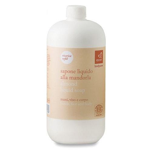 Almond Liquid Soap 1L Ecor
