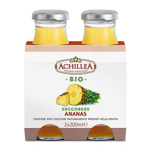 Pineapple Juice 2x200ml Achillea