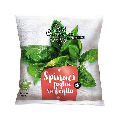 Frozen Spinach 450g Orto Campestre