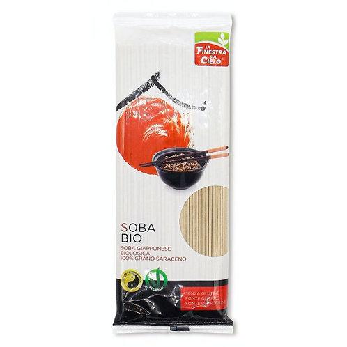Buckwheat Soba Noodles 200g La Finestra Sul Cielo