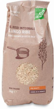 Ribe Wholemeal Risotto Rice 1 kg