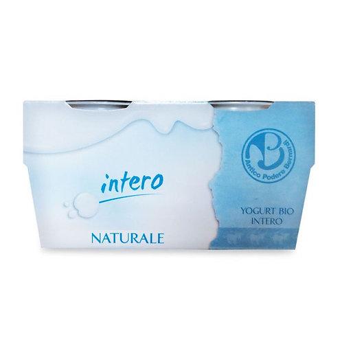 Natural Yoghurt 125x2g