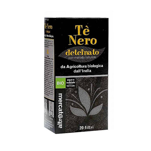 Decaffeinated Black Tea in Bags 40g