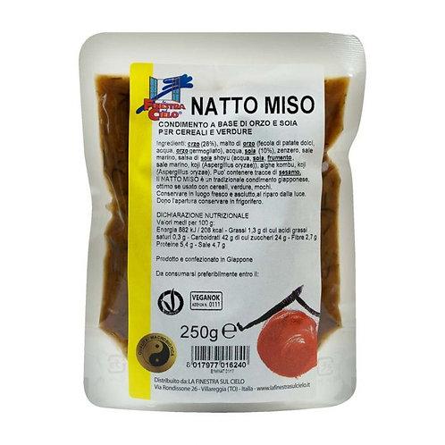 Natto Miso 250g La Finestra Sul Cielo