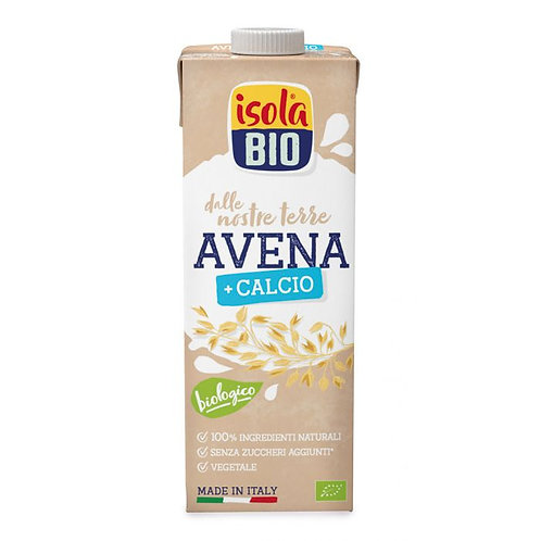 Oat Drink with Calcium Isola Bio 1L