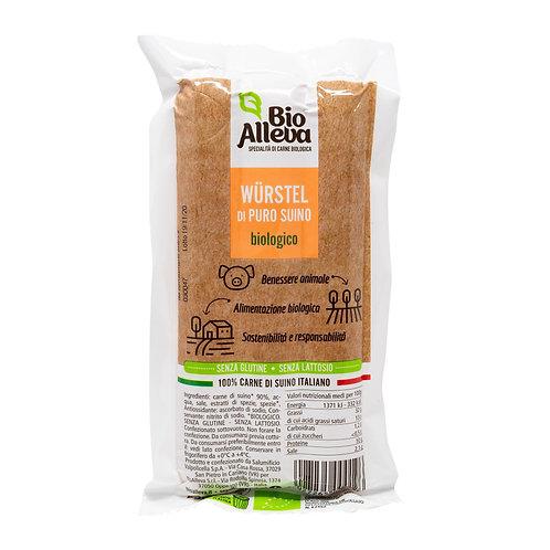 100% Pork Sausages 250g Bio Alleva