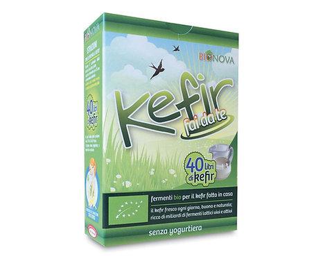 Biostarter For Kefir 4x5g