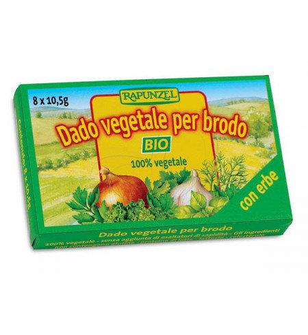 Vegetable Stock Cube 8x10.5g