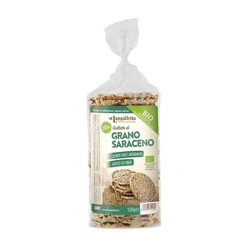Gluten-Free Buckwheat Cakes 120g