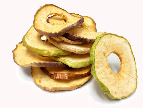Pre-packed Dried Apples 70g
