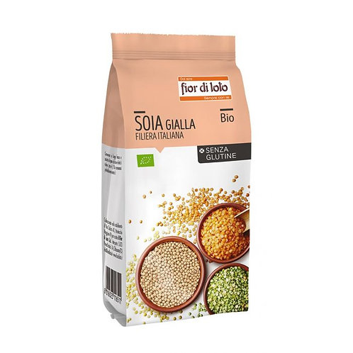 Yellow Soya 400g