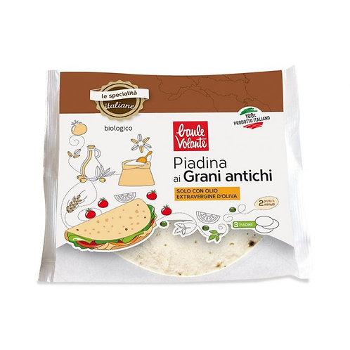 Ancient Grain Flour Wrap 240g