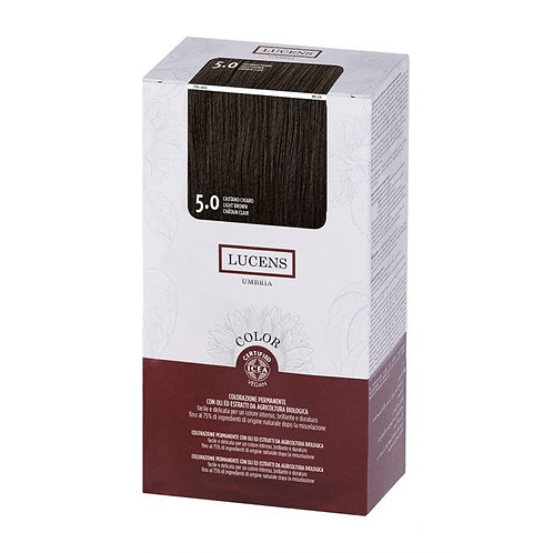 Tint Color 5.00 - Light Brown 145ml
