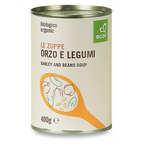 Barley And Legume Soup 400g