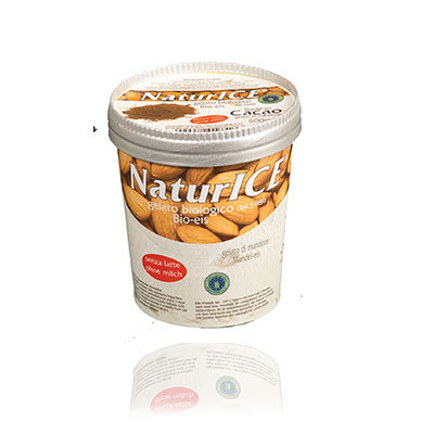 Almond & Chocolate Ice Cream 360g