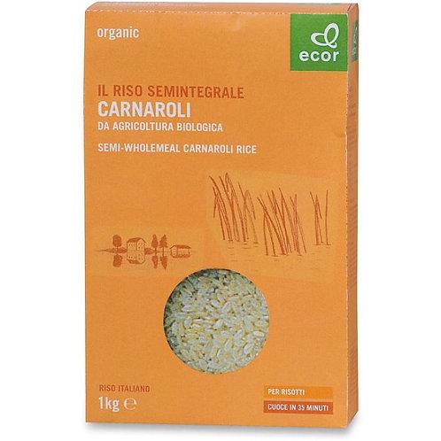 Semi-Milled Carnaroli Rice 1kg