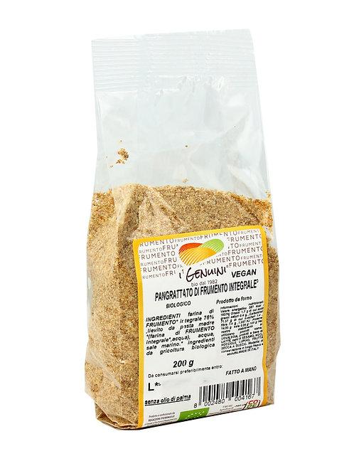 Whole Wheat Breadcrumbs 200g