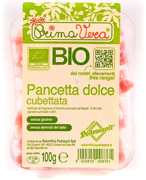 Cubed Pancetta 100g