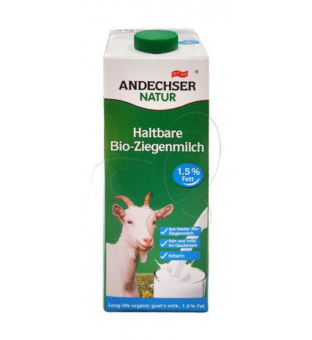 UHT Goat Skimmed Milk 1.5% 1L