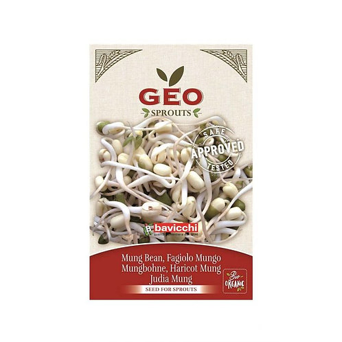 Mung Bean Seeds for Sprouting 90g