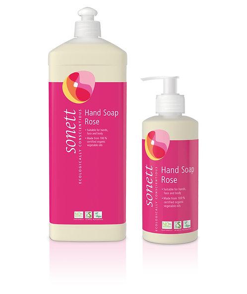 Rose Hand Soap 300ml Sonett