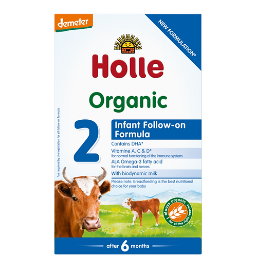 Baby Formula Milk No. 2: After 6 Months