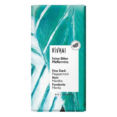 68% Dark Peppermint Chocolate 100g Vivani