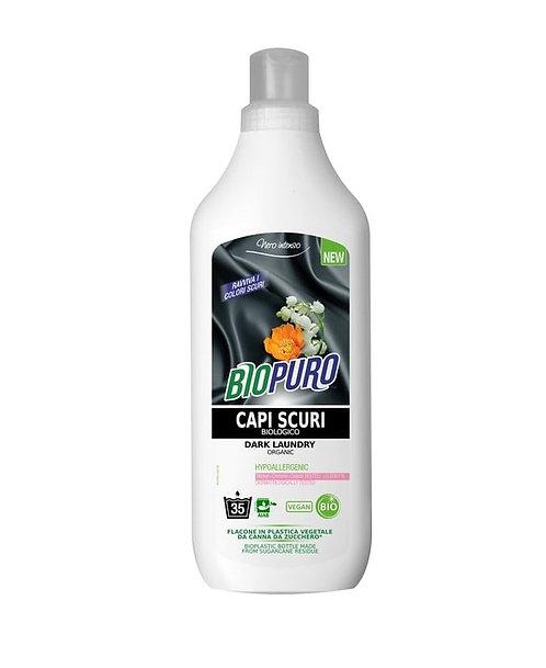 Laundry Detergent for Dark Clothes 1L Eco Puro
