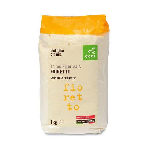 """Corn Flour """"Fioretto"""" 1kg"""
