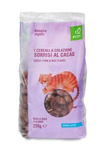 Chocolate Corn & Rice Flakes 250g