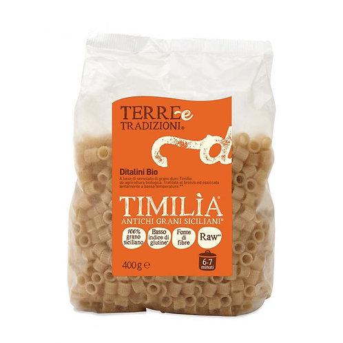 Timilia Ditalini 400g Terre e Tradizioni
