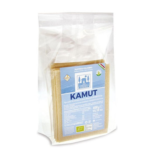 White Kamut Lasagne Sheets 400g