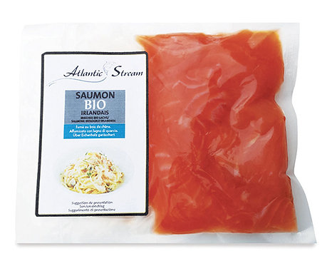 Smoked Wild Salmon Cuttings 100G