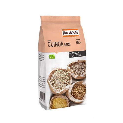 Quinoa Mix 400g Fior di Loto