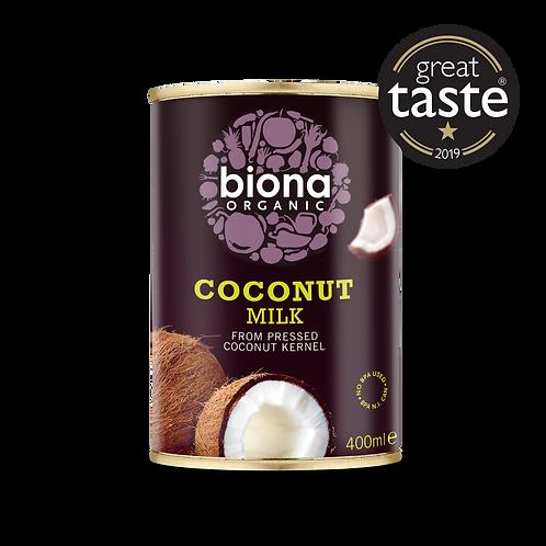 Coconut Milk Biona 400ml